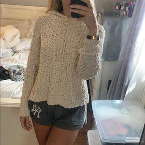 Plush sweatshirt brand new